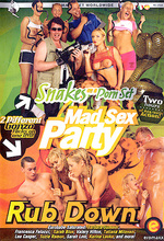 mad sex party: snakes on a porn set
