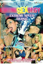 sex orgy extreme speed dating