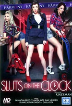 sluts on the clock