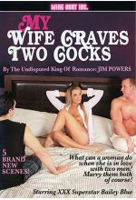my wife craves two cocks