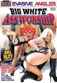 big white ass worship