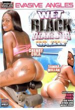 wet black diamond dazzle