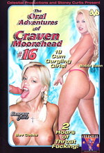 the oral adventures of craven moorehead # 16