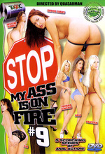 stop my ass is on fire 9