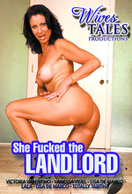 she fucked the landlord