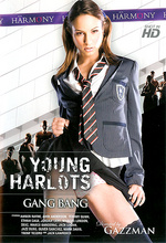 young harlots gangbang